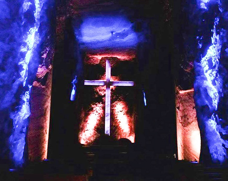 Catedral de Sal in Zipaquira (The Salt Cathedral)