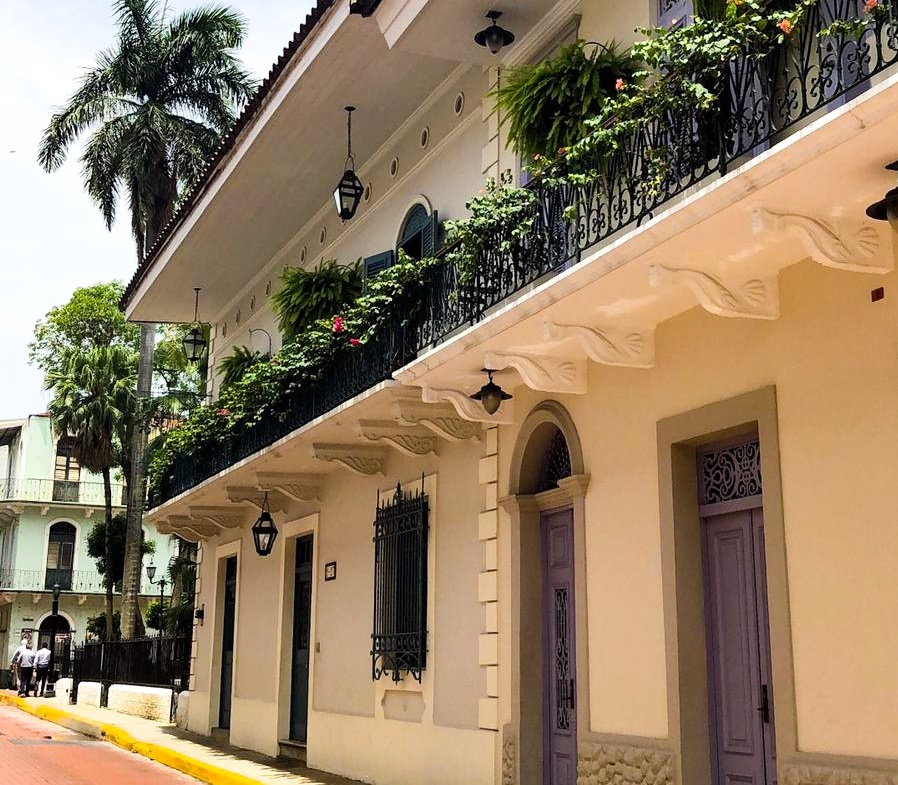 Casco Viejo, Panama, captured by Celia Ley