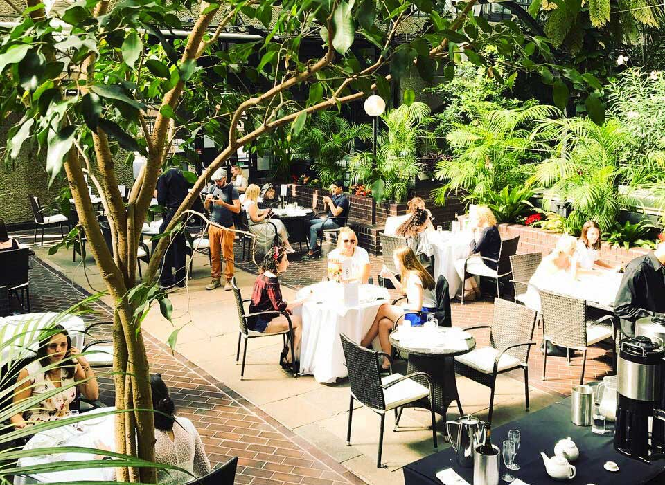 London Travel Guide, Barbican Conservatory