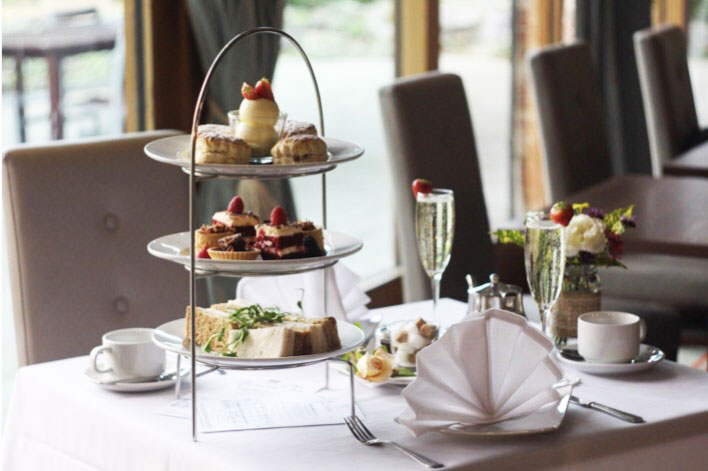 London Travel Guide, Afternoon Tea