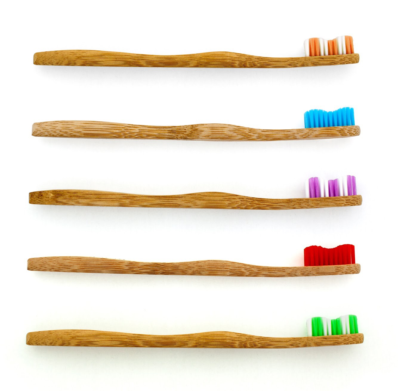 Go Travel and Talk x A Circle Back Bamboo Toothbrush