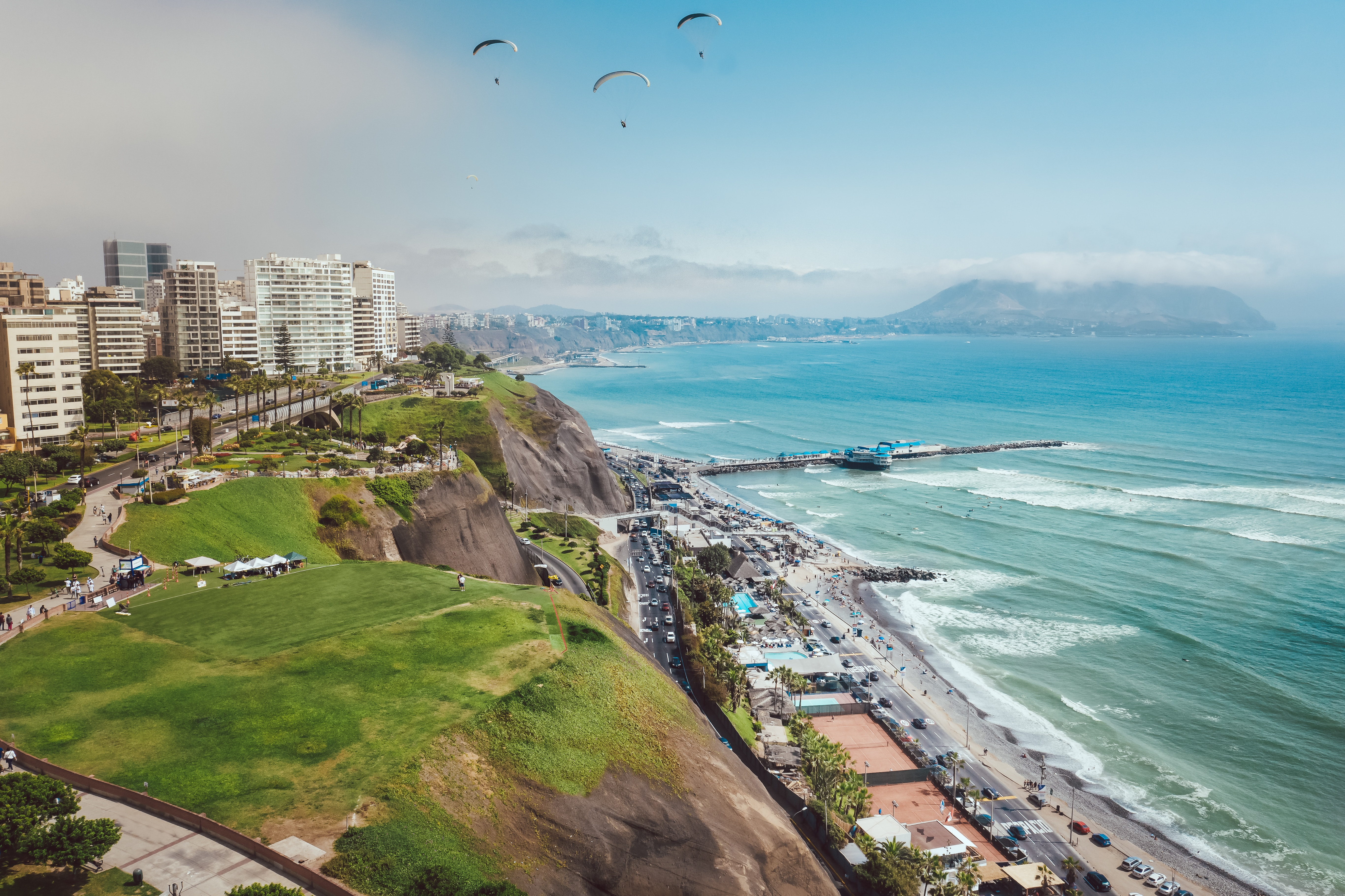 Things to do in Lima: Beaches