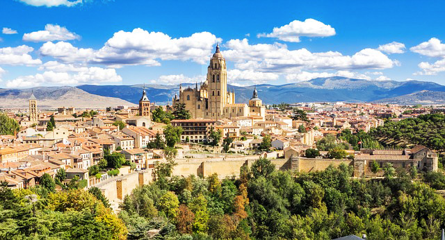 Spain travel guides